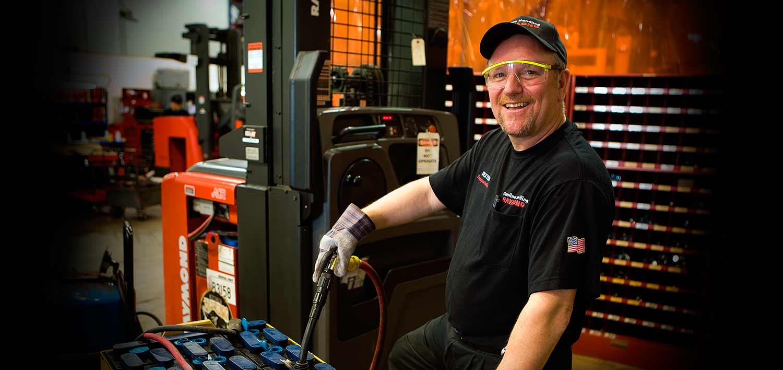 Forklift Technician Jobs | Material Handling | Career