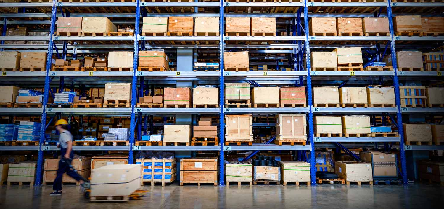 Pallet Racking Systems & Storage from Carolina Handling