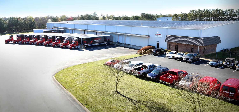 Piedmont South Carolina | Forklift Service Sales | Raymond