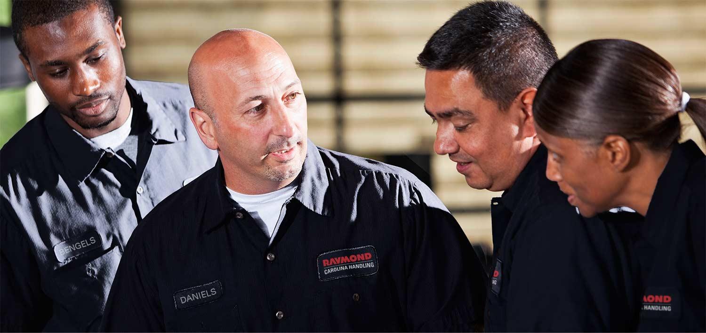 Training warehouse management carolina handling training 1betcityfo Choice Image