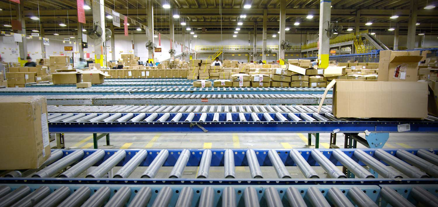 Warehouse Automation Solutions from Carolina Handling