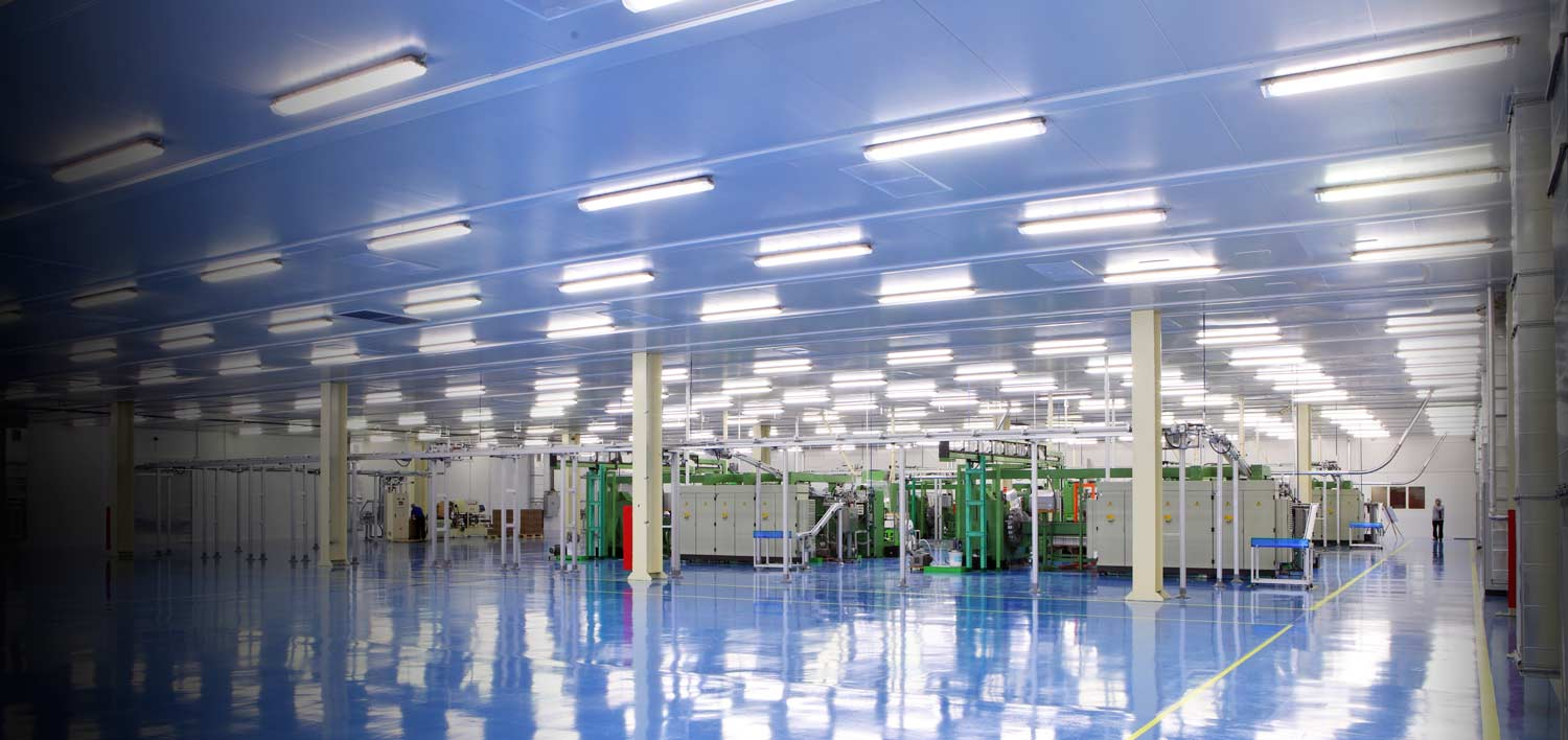 Lighting Solutions from Carolina Handling