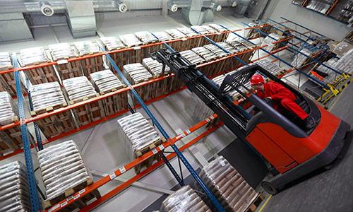 Forklift Safety Training from Carolina Handling Company