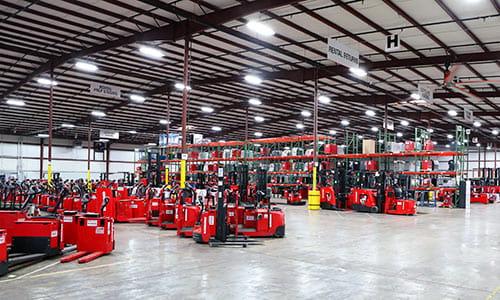 Forklift Rental | Warehouse Products | Carolina Handling