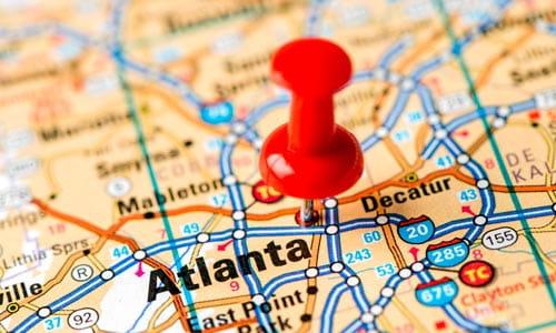 Atlanta GA Forklift Service | Carolina Handling