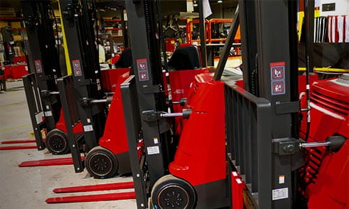 Comprehensive Forklift Service | Carolina Handling