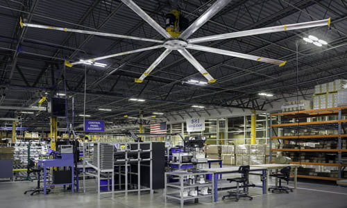 Industrial Fans & Cooling | Warehouse Products | Carolina Handling