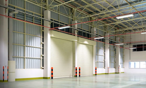 Industrial Lighting for Warehouses | Carolina Handling