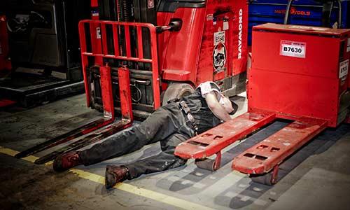 Standard Forklift Service | Maintenance Programs
