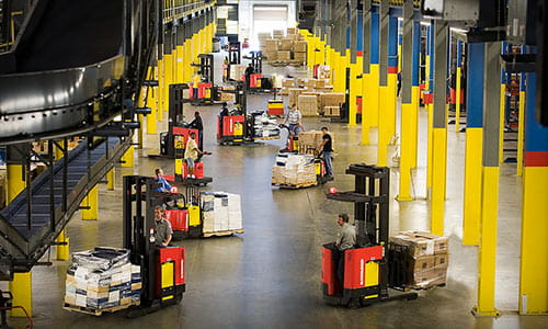 Fleet Management | Forklift Service Programs