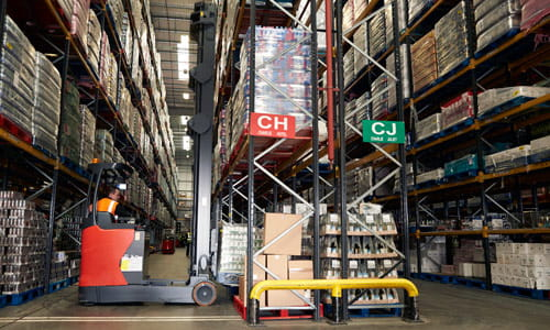 Racking Systems for Warehouses from Carolina Handling