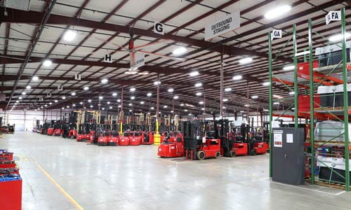 Piedmont South Carolina | Forklift_Company | Raymond