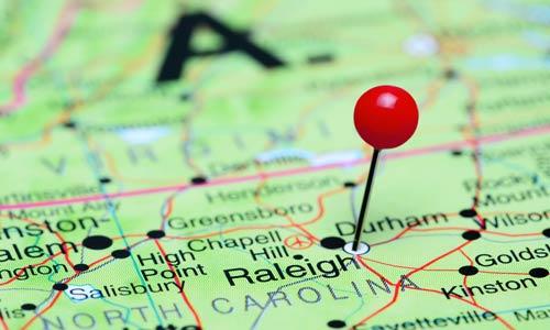 Raleigh NC Forklift Service | Carolina_Handling