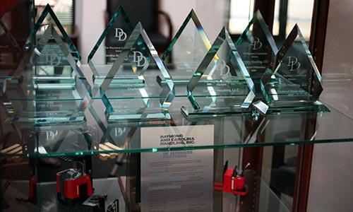 Material Handling | Raymond | Awards