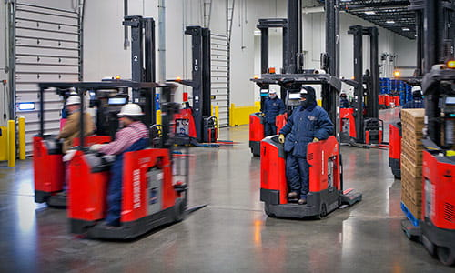 Comprehensive Forklift Service Program | Carolina Handling