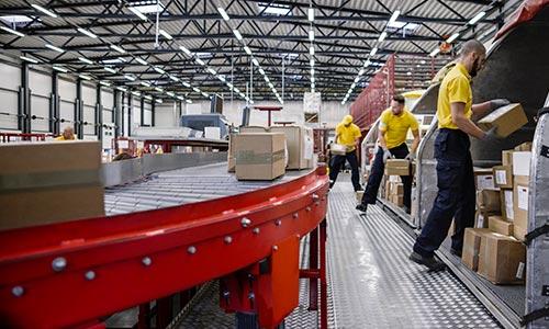 Conveyor Service Maintenance