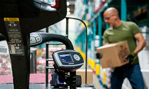 Warehouse Optimization | Forklift Telematics | Carolina Handling