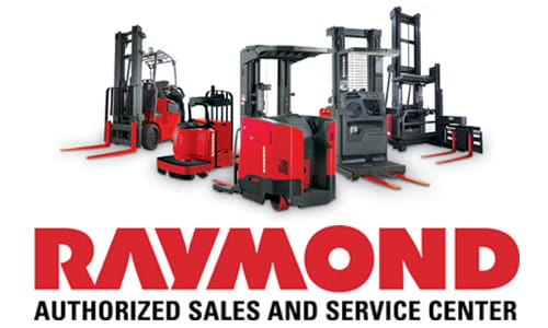 Raymond Forklift Service Center | Carolina Handling