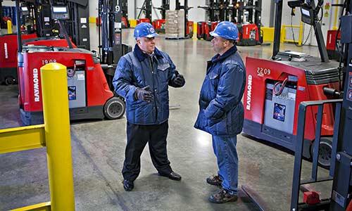 Lift Truck Service and Warehouse Solutions | Carolina Handling