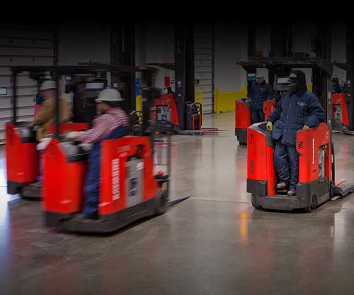 Forklift Telematics | Fleet Optimization Systems