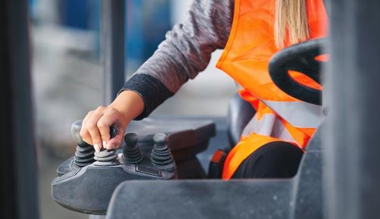 Carolina Handling   Atlanta Forklift Training