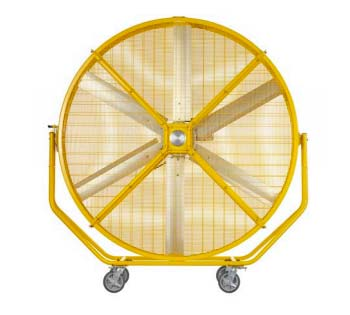 AirGo Industrial Mobile Fan | Warehouse Products