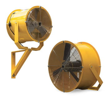 Sweet Bee Wall Mountable Fan | Warehouse Products