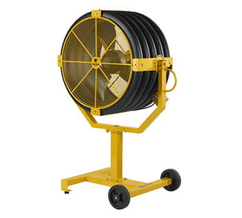 Yellow Jacket Column Mountable Fan | Warehouse Products