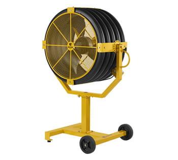 Yellow Jacket Column Mountable Fan | Warehouse Products