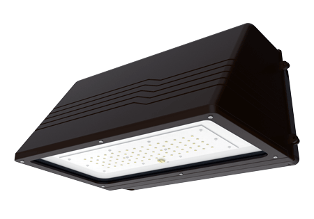LED Wall Lighting for Warehouses and Manufacturing Facilities
