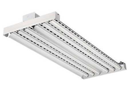 High Intensity Fluorescent Bay Lighting