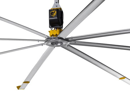 Powerfoil X3 Industrial Ceiling Fan | Warehouse Products