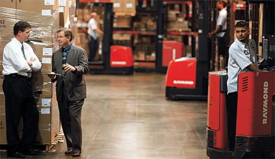 Fleet Management- | Forklift Service-Program | Carolina Handling