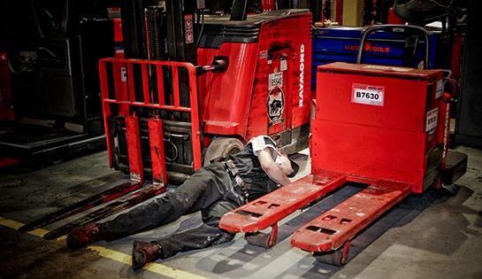 Carolina Handling | Alabama Forklift Service