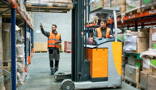 Carolina Handling | Atlanta Forklift Training