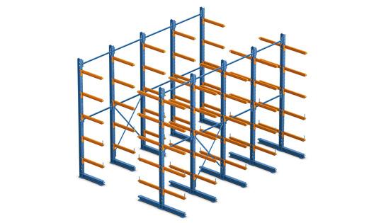 Cantilever Racking from Carolina Handling