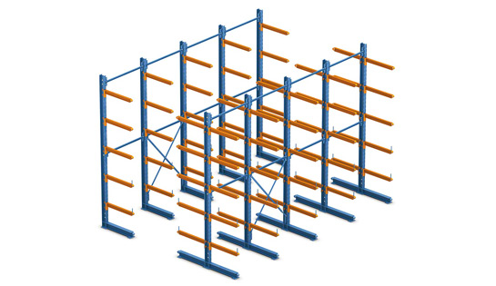 Cantilever Racking from Carolina Handling