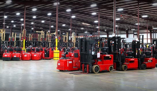 Carolina Handling | Alabama Forklift Sales