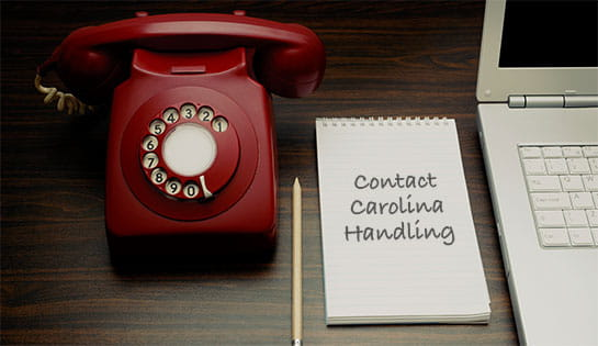 Contact Carolina Handling | Warehouse Products & Solutions