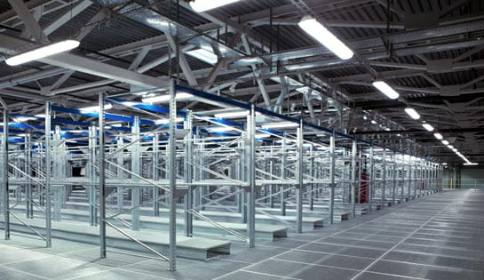 Warehouse Lighting offered by Carolina Handling