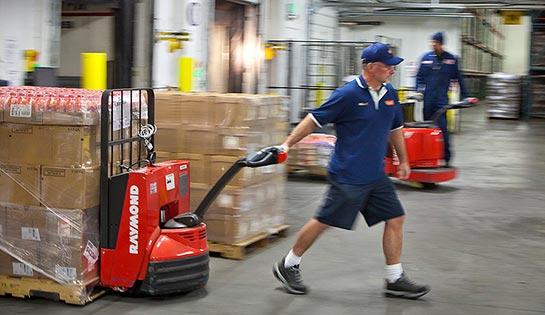 Asset Management | Forklift Service | Carolina Handling