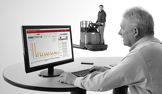 Forklift Optimization System | iWarehouse | Raymond