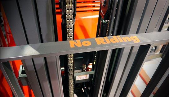 Lift Truck Operator Training | Forklifts | Carolina Handling