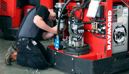 Forklift Service Companies | Charlotte NC | Carolina Handling