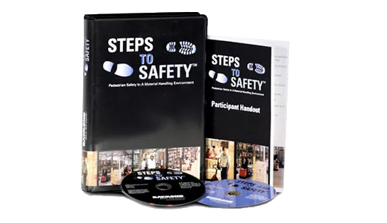Steps to Safety | Warehouse Training | Carolina Handling