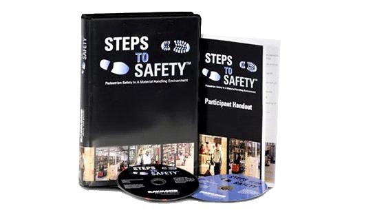 Steps to Safety | Warehouse Training | Carolina Handling