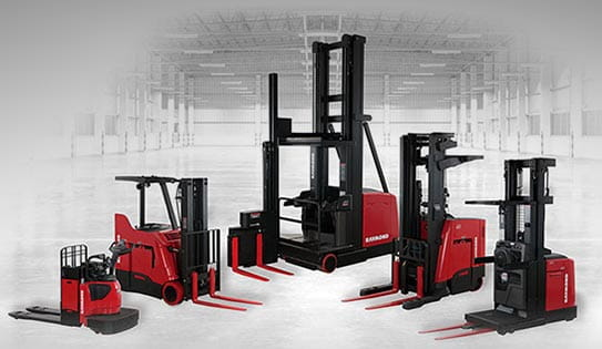 Raymond Forklifts | Reach Trucks | Carolina Handling