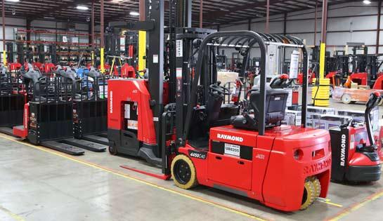 Carolina Handling   Atlanta Forklift Sales