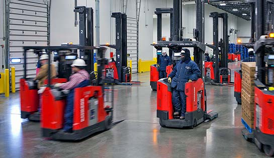 Service Programs | Forklift Fleet Management | Carolina Handling