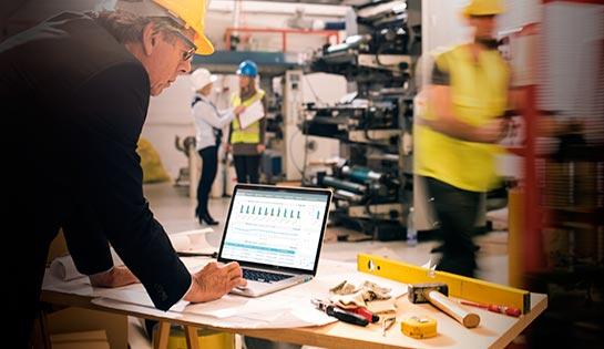 Labor Management Solutions from Carolina Handling